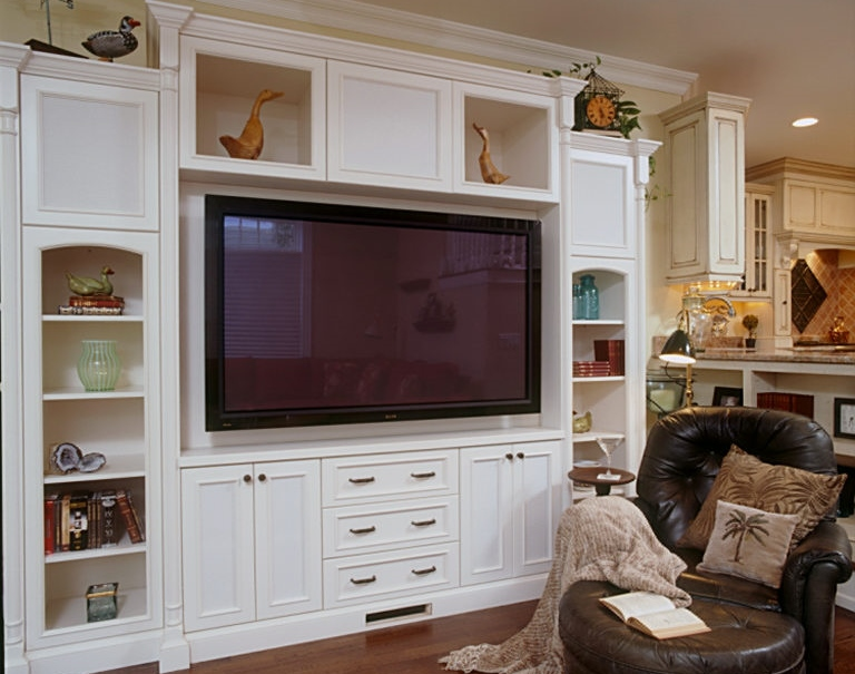 Enhance The Appearance Of Any Room In Your Home With A Built In Wall Unit. Wall  Units Are A Great Way To Organize Your Entertainment Center And To Display  ...